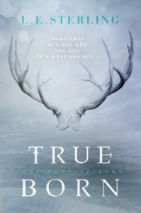 image of true born cover