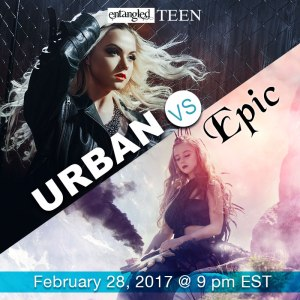 poster urban vs epic