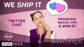 #WeShipIt Twitter Chat – March 15 – Tonight @9 EST