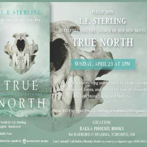 True North Launch Party & Reading